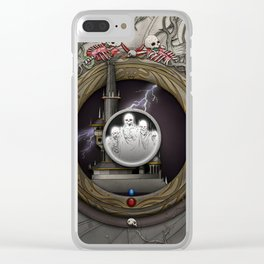 The Shadowed Keep Clear iPhone Case