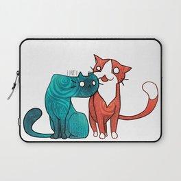 I love U Laptop Sleeve