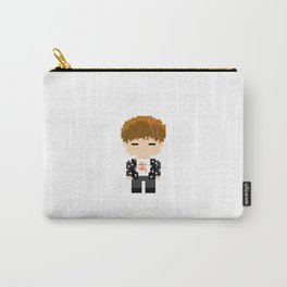 Pixel BTS Jeon Jungkook - Spring Day Carry-All Pouch