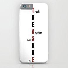 BWR No. 2 Treasure (white) iPhone 6s Slim Case