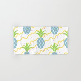 Tropical Patterns Hand & Bath Towel