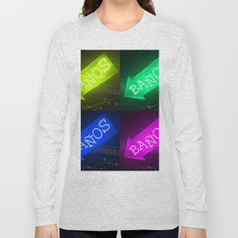 When You Have To Go Potty Long Sleeve T-shirt