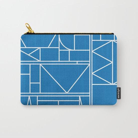 Kaku Blue 2 Carry-All Pouch