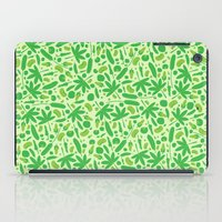 vegetable iPad Cases featuring Vegetable salad by Tony Vazquez