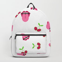 Mouthy Backpack