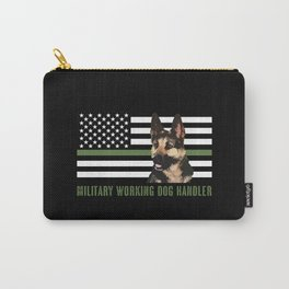 Military Working Dog Handler Carry-All Pouch
