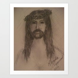 My Sweet Lord Art Print