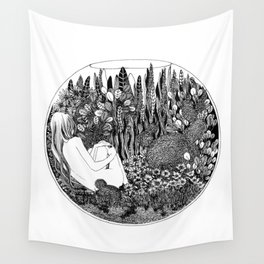 Take time to rest and recharge Wall Tapestry