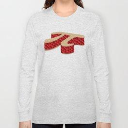 Pi Pie Long Sleeve T-shirt