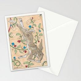 Spiel Mit Mir: Kaninchen Stationery Cards