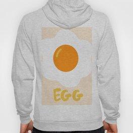 Egg orange Hoody