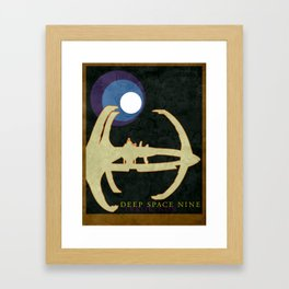 Terak Nor Framed Art Print