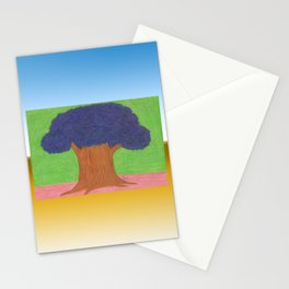 Beyond Color #3 - Standing Firm Stationery Cards