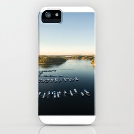 Left or Right iPhone Case