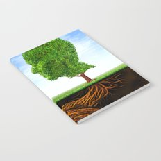Nature Power Notebook