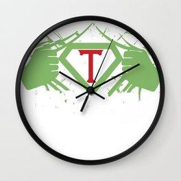 Tax season IRS preparer Shirt - CPA Tax Accountant Wall Clock