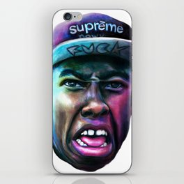 Tyler the Creator iPhone Skin