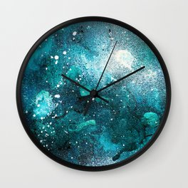 Brine Wall Clock