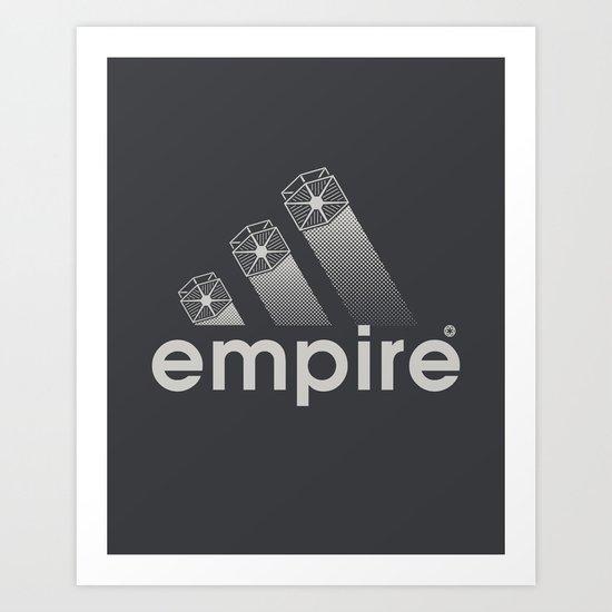 Brand Wars: Empire Art Print