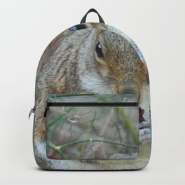 """""""Squirrel Time"""" Backpack"""
