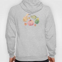 Autumn Gourds Hoody
