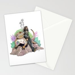King Richard & Tad Cooper Stationery Cards