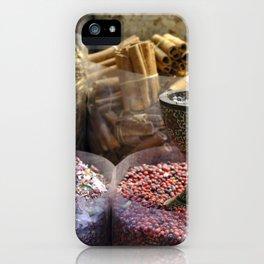 Spice souk Dubai iPhone Case