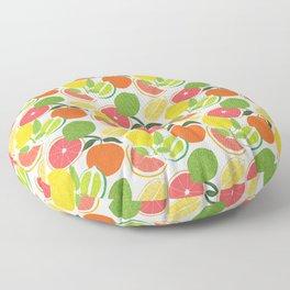 Citrus Harvest Floor Pillow