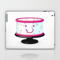 The cake is not a lie. Laptop & iPad Skin