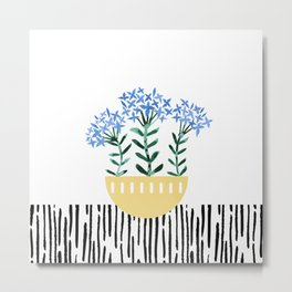 Potted Plant 5 Metal Print