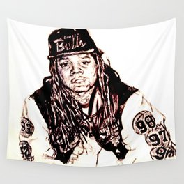 King Louie Wall Tapestry