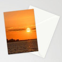 Sunrise Migration Stationery Cards