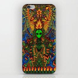 How Do You Like It Here? iPhone Skin