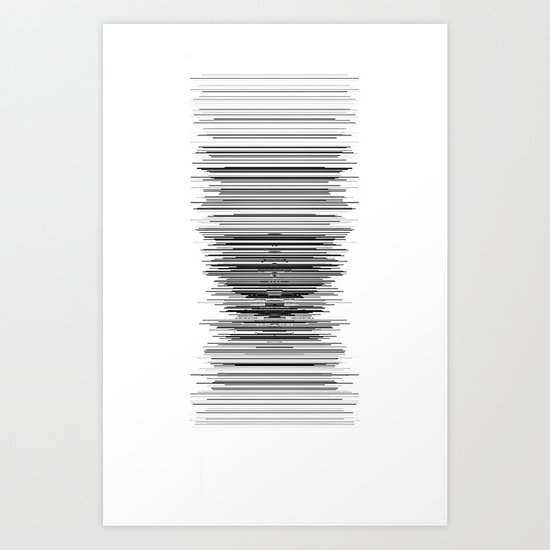 reception Art Print