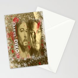 The Walking Dead- Daryl  Stationery Cards