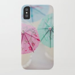 Vacation Colors iPhone Case