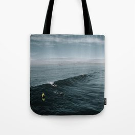 Summer Surf Session Tote Bag