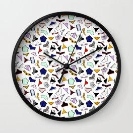 Panty Droppin' Wall Clock