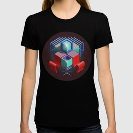 Abstract Cube 01 T-shirt