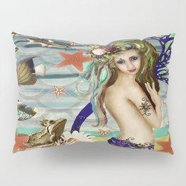 Katie the Mermaid Pillow Sham