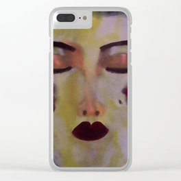 Always You Clear iPhone Case