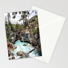 Marble Falls Alberta Canada Stationery Cards