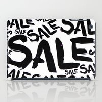 sale iPad Cases featuring Sale by LoRo  Art & Pictures