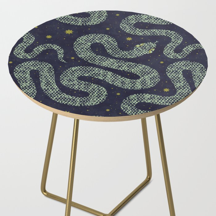 Space Serpent Side Table