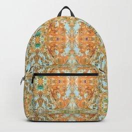 Humming Bird Orange Backpack