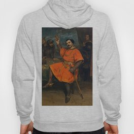 "Gustave Courbet ""Louis Gueymard (1822–1880) as Robert le Diable"" Hoody"