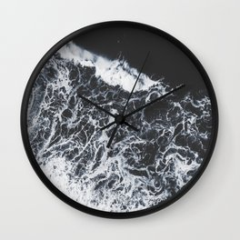 sea lace Wall Clock