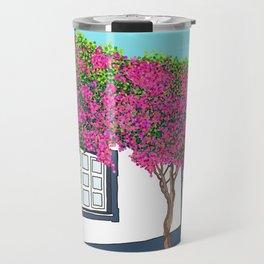 A Little Portuguese House Travel Mug