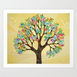 nido Art Print