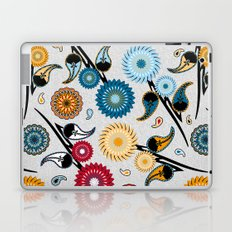 Boho Floral Laptop & iPad Skin